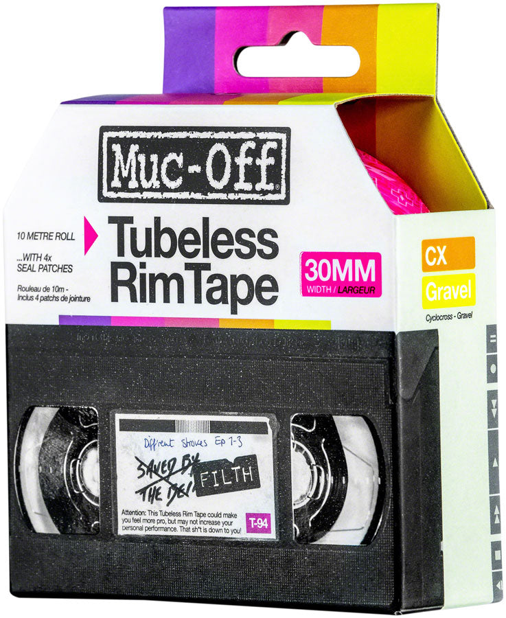Muc-Off Rim Tape 10m Roll - 30mm