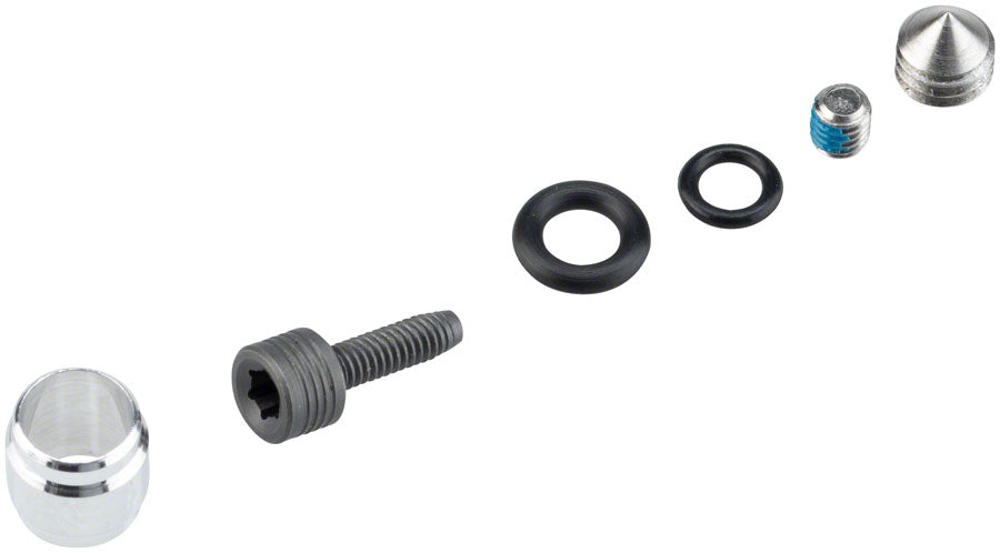 RockShox XLoc Suspension Remote Service Kit for Monarch XX MPN: 11.4318.001.000 UPC: 710845692130 Remotes & Parts XLoc
