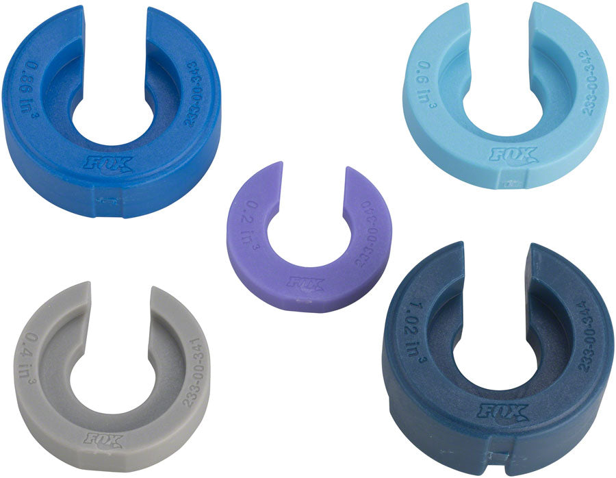 Fox Float X and DPX2 Volume Spacer Kit, 1/2
