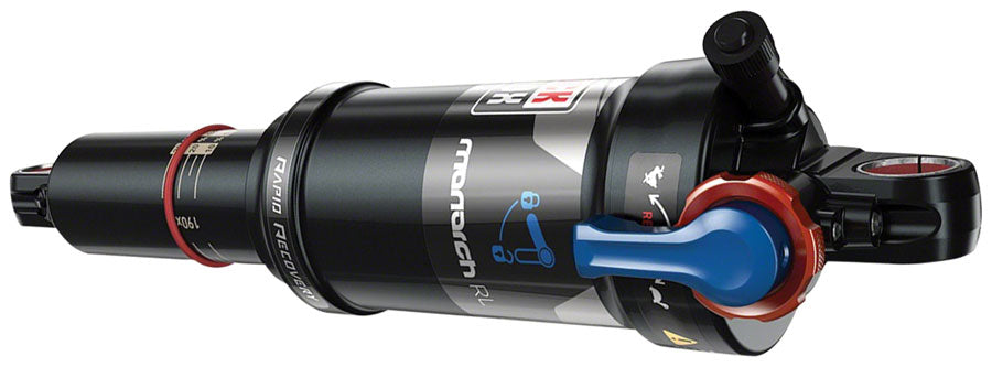 "RockShox Monarch RL Rear Shock, 7.25x1.75"" (184x44mm), C2 MPN: 00.4118.123.003 UPC: 710845767814"