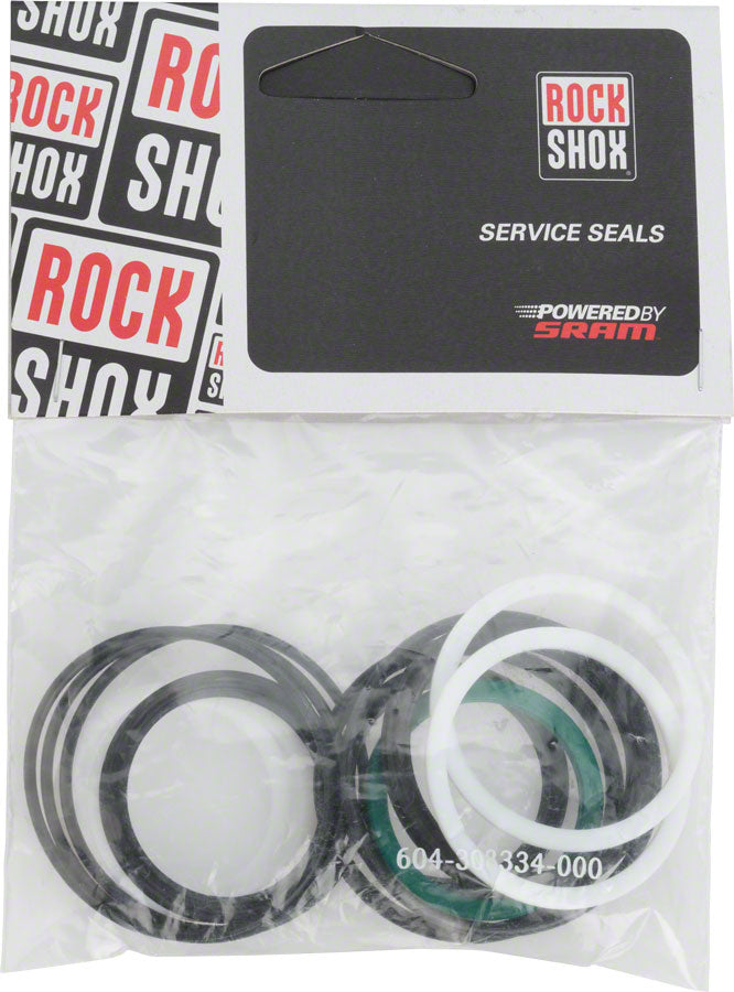 RockShox 50 hour Rear Shock Air Can Service Kit, Basic: Monarch DebonAir (2015+) MPN: 00.4315.032.540 UPC: 710845757525 Rear Shock Service Kits Rear Shock Basic Service Kits