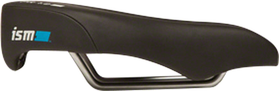 ISM PR 1.0 Saddle - Steel, Black MPN: VL9097 BLK Saddles PR 1.0 Saddle