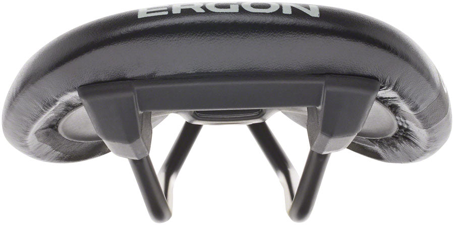 Ergon SM E Mountain Sport Saddle - Chromoly, Stealth, Men's, Medium/Large - Saddles - SM E Mountain Sport Saddle