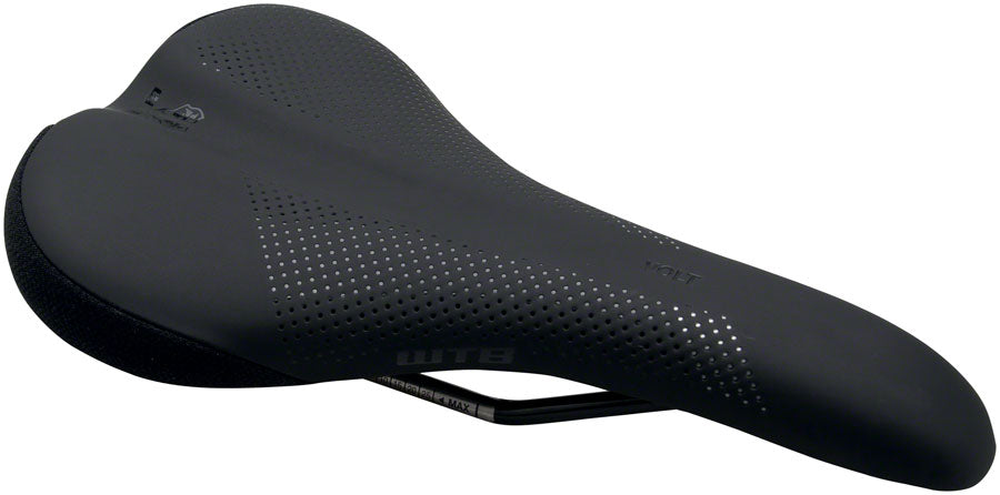 WTB Volt Saddle - Chromoly, Black, Medium