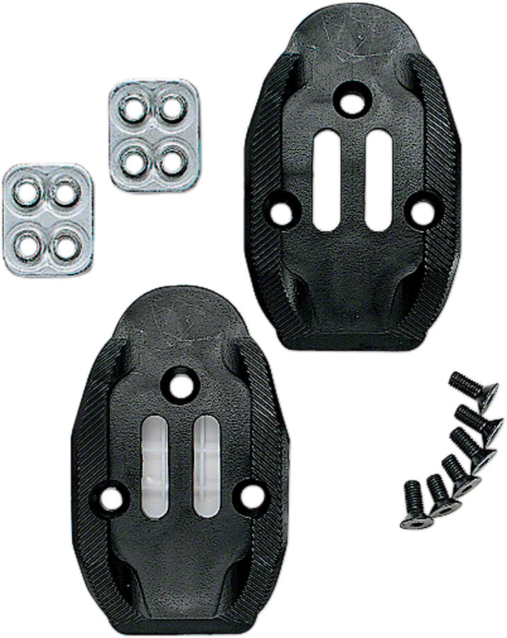 Sidi Shoe Replacement N14 SPD Sole Adaptor Plates: Fits Genius and Original Millenium Soles