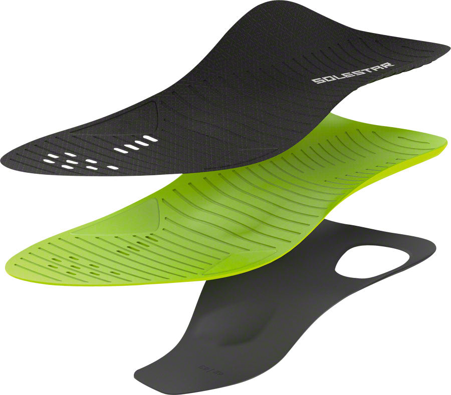 Ergon IP3 Solestar Insole: Size 42-43 - Foot Bed - Solestar