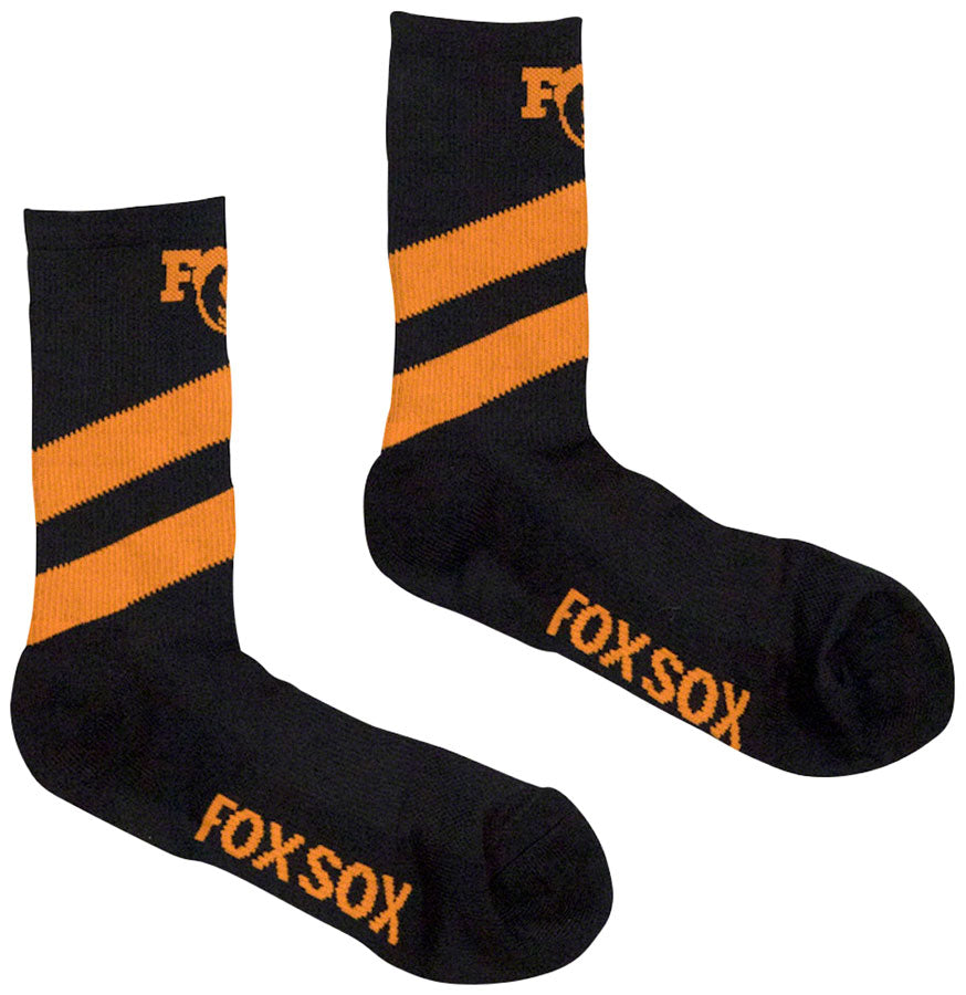 FOX High Tail Socks - Black, Small/Medium