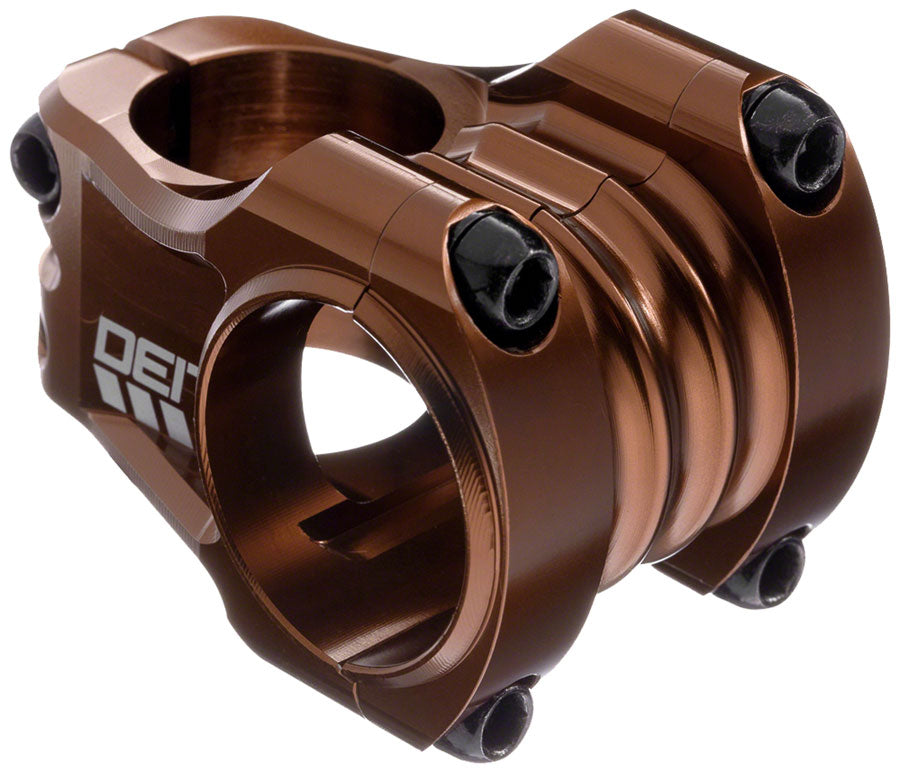 Deity Components Copperhead Stem - 35mm, 35 Clamp, +/-0, 1 1/8