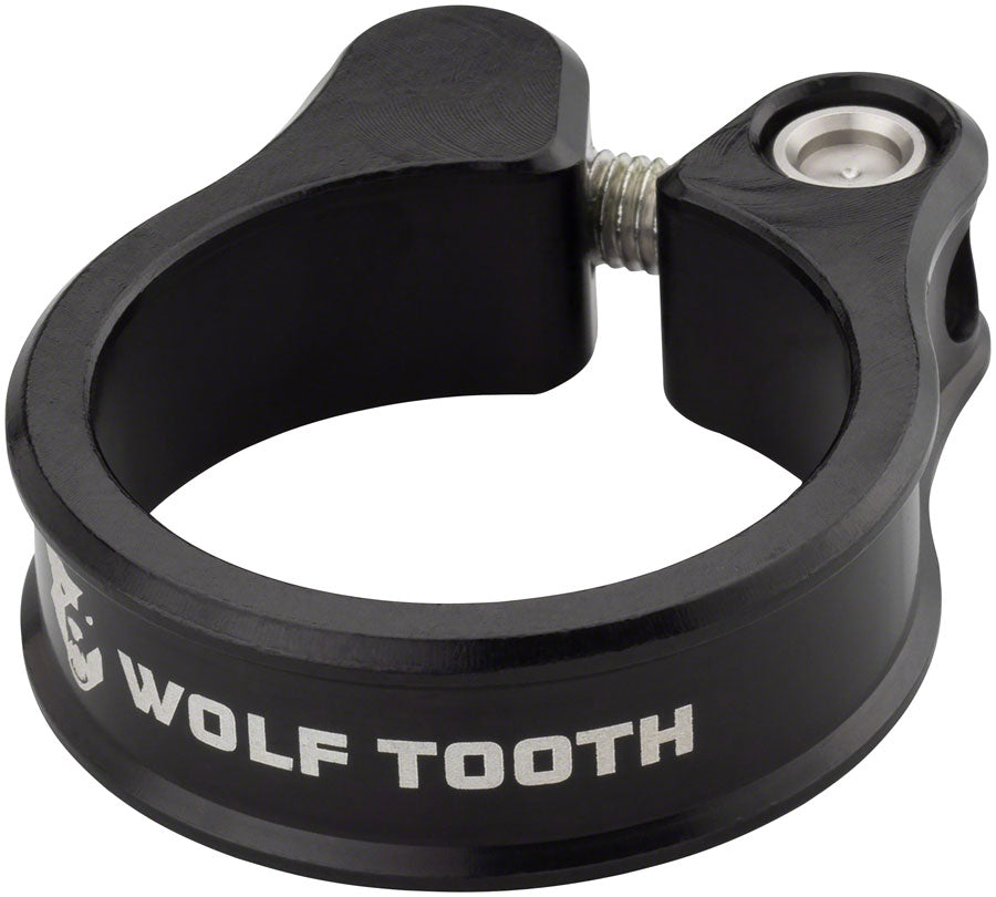 Wolf Tooth Seatpost Clamp 31.8mm Black