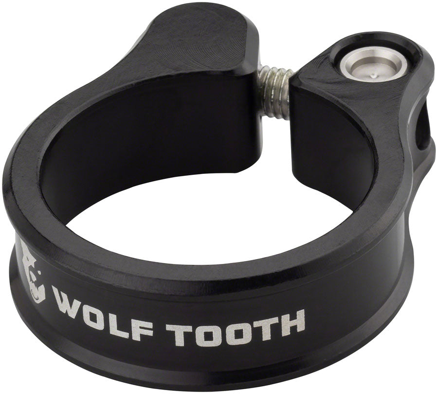Wolf Tooth Seatpost Clamp 34.9mm Black