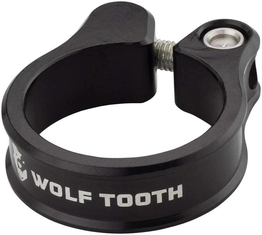 Wolf Tooth Seatpost Clamp 36.4mm Black