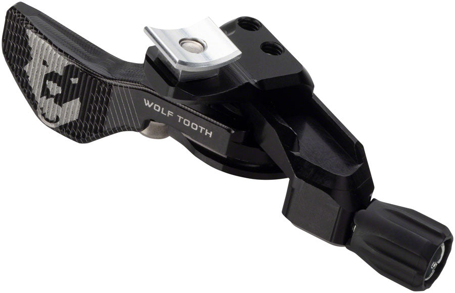 Wolf Tooth ReMote for Shimano I-Spec EV MPN: REMOTE-ISEV UPC: 810006800555 Dropper Seatpost Remote ReMote