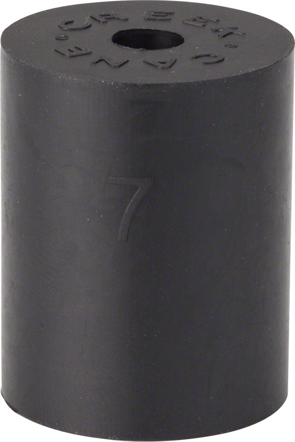 CaneCreek Lt Elastomer - Hard #7 - Black (Clear Bagged)