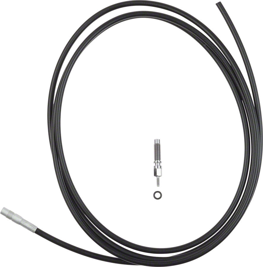 RockShox Reverb Hydraulic Hose Kit, Connectamajig, 2000mm, A2 MPN: 11.6815.025.030 UPC: 710845741616 Dropper Seatpost Part Reverb Hose Parts