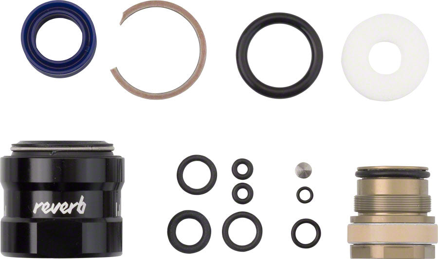 RockShox Seatpost Service Kit - 400 hour / 2 year, Reverb (B1) MPN: 11.6818.031.002 UPC: 710845783227 Dropper Seatpost Part Service Kits
