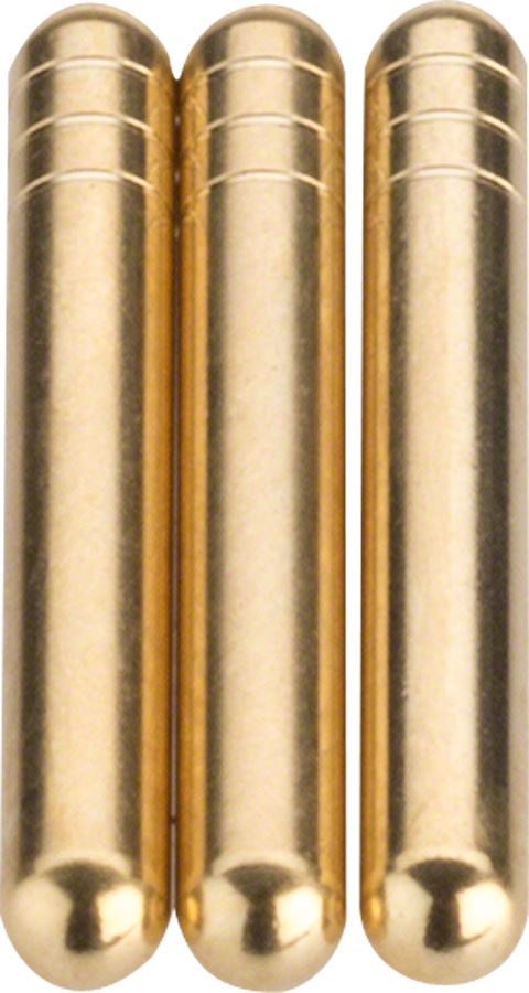 Rockshox Reverb / Reverb Stealth Brass Keys Size 3, Qty 3, A1, A2, and B1
