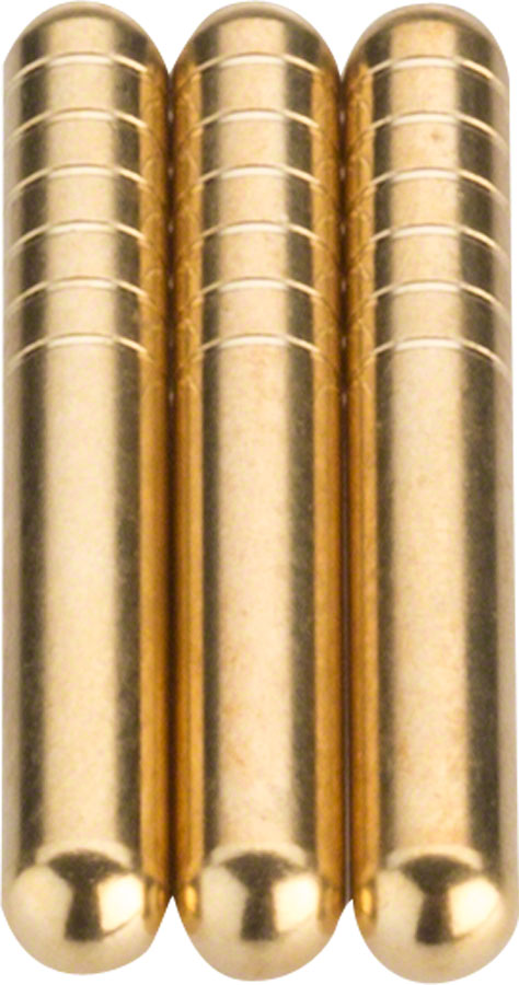 Rockshox Reverb / Reverb Stealth Brass Keys Size 6, Qty 3, A1, A2, and B1