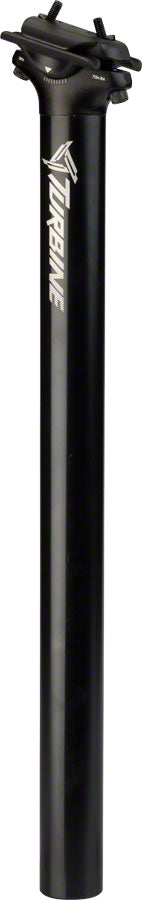 RaceFace Turbine Seatpost, 31.6 x 400mm Black MPN: SP14TUR31.6X400BLK UPC: 821973257990 Seatpost Turbine