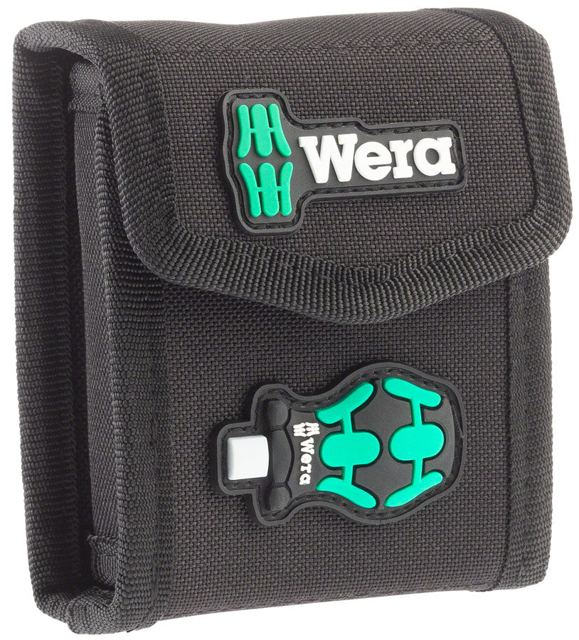 Wera Kraftform Kompakt Stubby 1 Driver and Bit Set