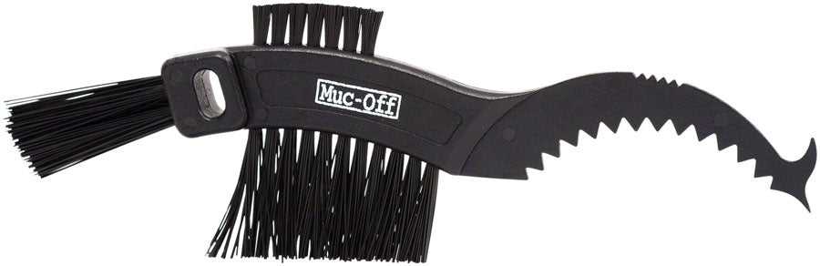 Muc-Off Claw Brush Combination 3 Heads and Cassette Scraper