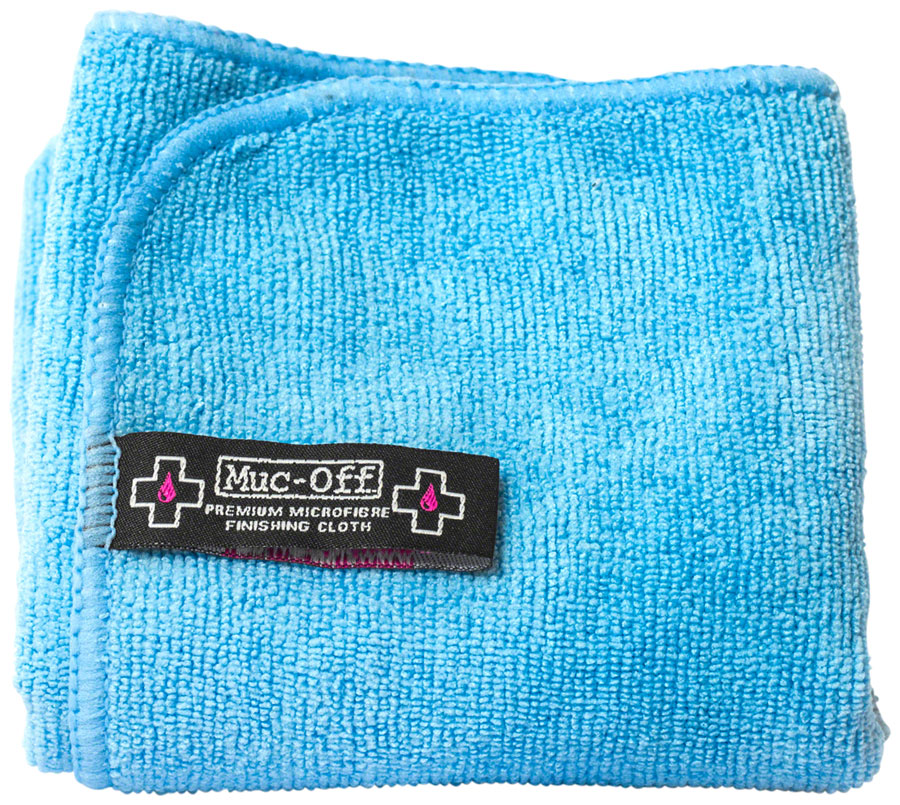 Muc-Off Premium Microfiber Polishing Cloth