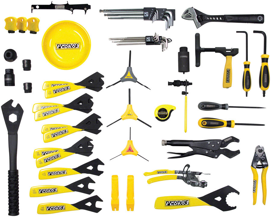 Pedro's Apprentice Bench Tool Kit: 55-Piece Shop Tool Set MPN: 6450610 UPC: 790983295301 Tool Kit Apprentice Bench Tool Kit