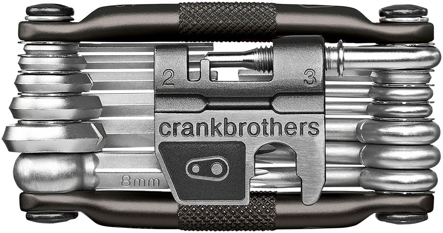 Crank Brothers Multi-19 Tool: Midnight