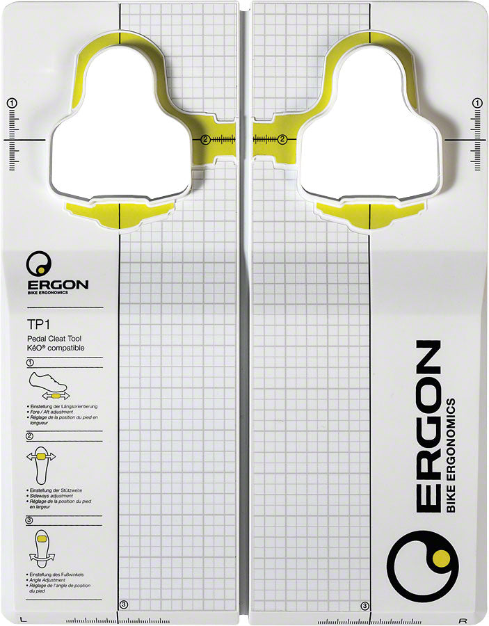 Ergon TP1 Look Keo Cleat Fitting Tool