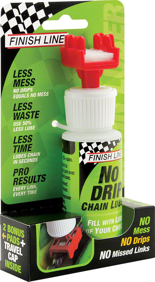 Finish Line No Drip Chain Luber MPN: ND0020101 UPC: 036121710146 Injector & Dispenser Chain Luber