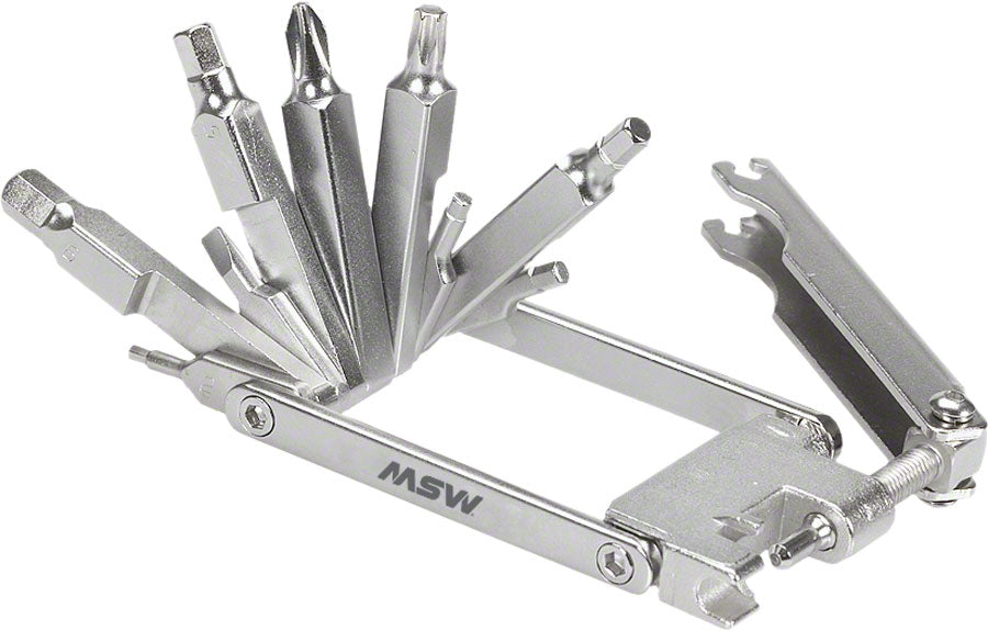 MSW MT-210 Flat-Pack Multi-Tool, 10 Bit MPN: FF-02 UPC: 708752168800 Bike Multi-Tool Flat-Pack MT-210 Multi-Tool
