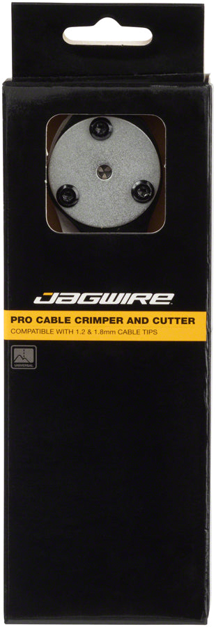 Jagwire Pro Cable Crimper and Cutter MPN: WST036 Cable Cutter Pro Cable Tools