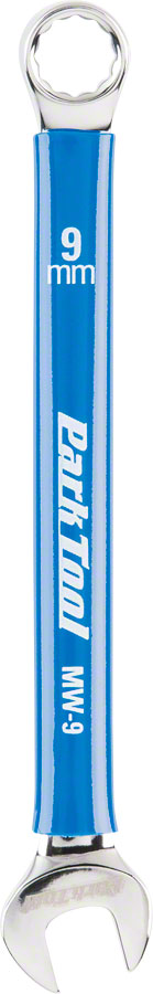 Park Tool MW-9 Metric Wrench, 9mm, Blue/Chrome MPN: MW-9 UPC: 763477024848 Combination Wrench Metric Wrench