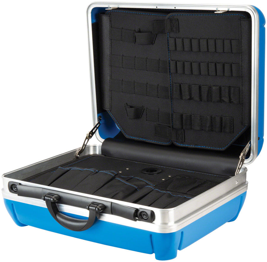 Park Tool BX-2.2 Blue Box Tool Case - Tool Kit - BX-2.2