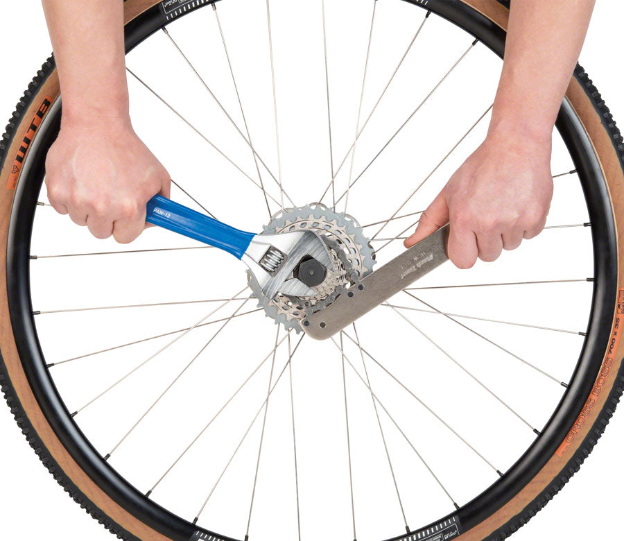 Park Tool HCW-16.3 Chain Whip/Pedal Wrench - Freehub & Cog Tool - HCW-16.3 Chain Whip/Pedal Wrench
