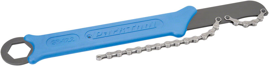 Park Tool SR-12.2 Sprocket Remover MPN: SR-12.2 UPC: 763477007049 Chain Whip & Cog Holder Chain Whip