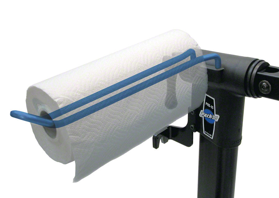 Park Tool PTH-1 Paper Towel Holder: Fits PCS-10/11 and PRS-15/25 Repair Stands MPN: PTH-1 UPC: 763477005472 Repair Stand Accessory Stand Accessories