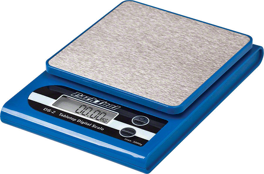 Park Tool DS-2 Tabletop Digital Scale MPN: DS-2 UPC: 763477002822 Measuring Tool Tabletop Digital Scale