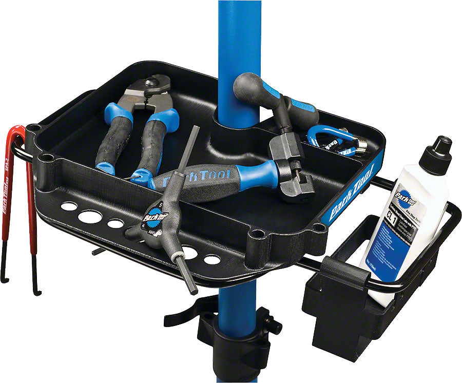 Park Tool 106 Repair Stand Work Tray MPN: 106 UPC: 763477012210 Repair Stand Accessory Stand Accessories