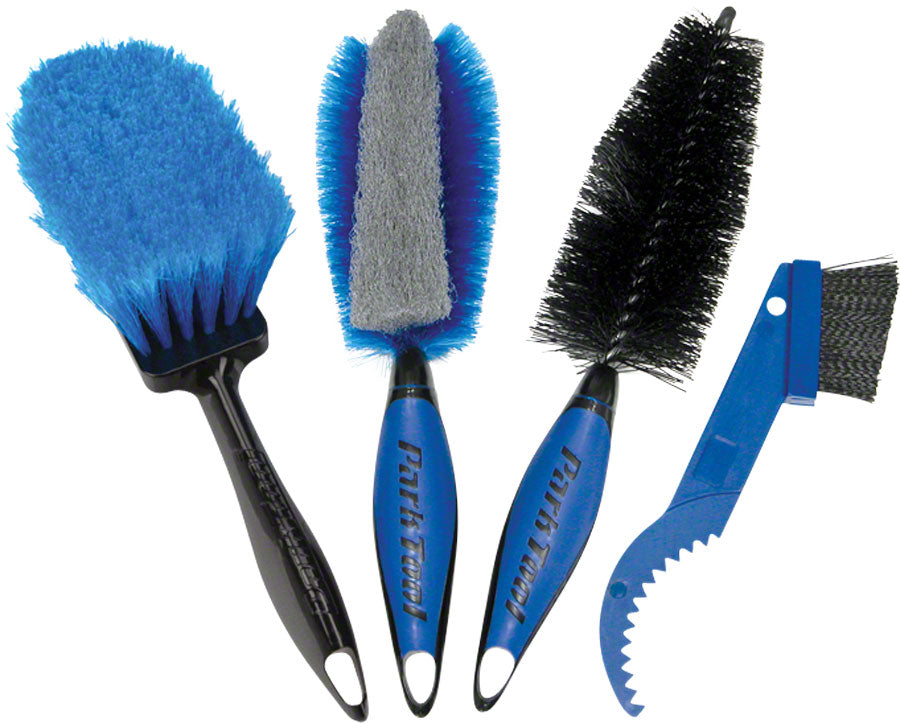 Park Tool BCB-4.2 Bike Cleaning Brush Set MPN: BCB-4.2 UPC: 763477000545 Cleaning Tool Brushes and Cleaning Tools