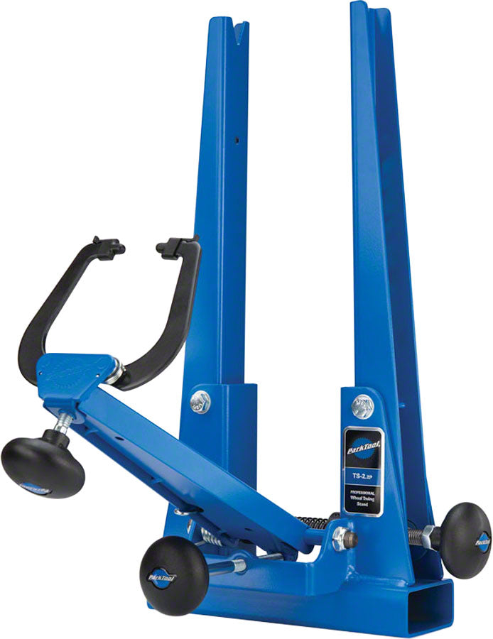 Park Tool TS-2.2P Powder Coated Truing Stand MPN: TS-2.2P UPC: 763477008244 Truing Stand TS 2.2P
