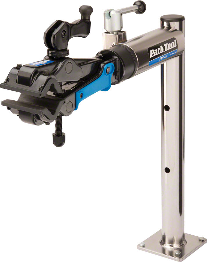 Park Tool PRS-4.2-2 Bench Mount Stand with 100-3D MPN: PRS-4.2-2 UPC: 763477006172 Repair Stands PRS-4 Bench Mounted