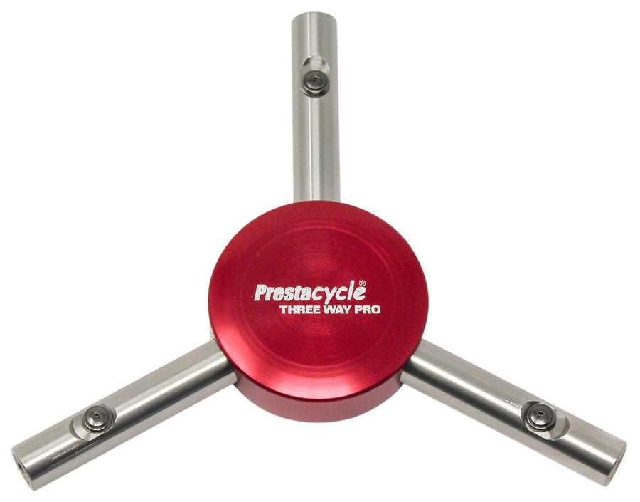 Prestacycle Pro Three-Way Bits Tool