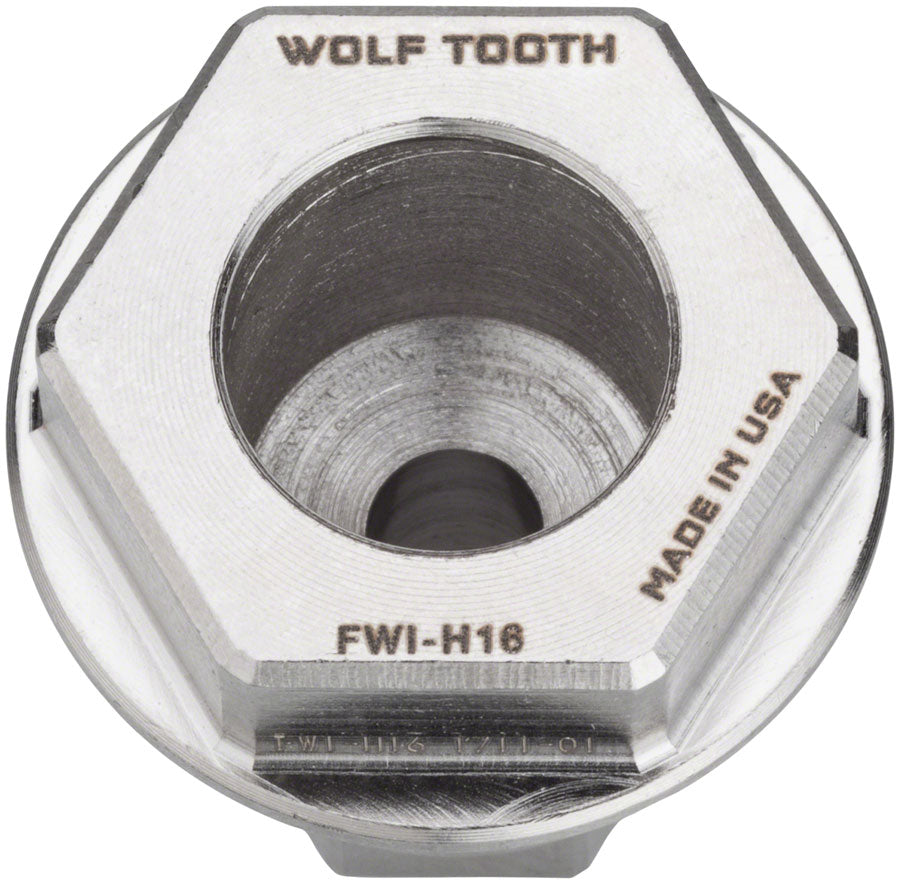 Wolf Tooth Pack Wrench Insert 16mm Hex