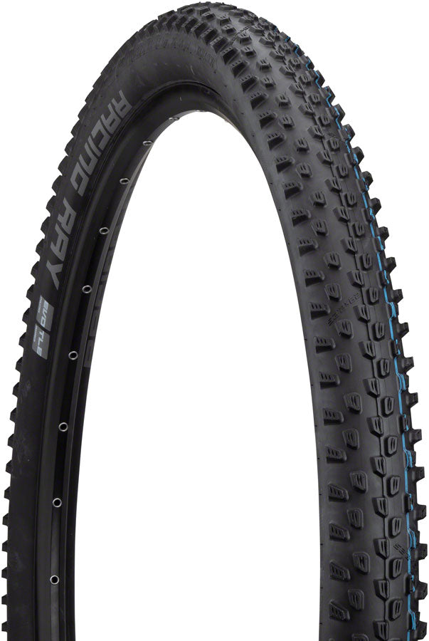 Schwalbe Racing Ray Tire - 29 x 2.35, Tubeless, Folding, Black, Evolution, Super Ground, Addix SpeedGrip