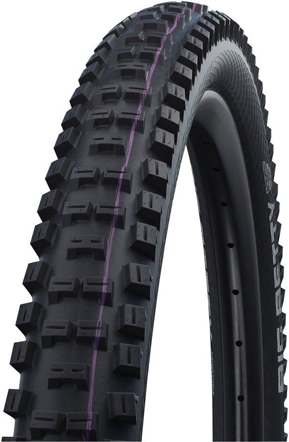 Schwalbe Big Betty Tire - 27.5 x 2.4, Tubeless, Folding, Black, Evolution, Super Downhill, Addix Ultra Soft