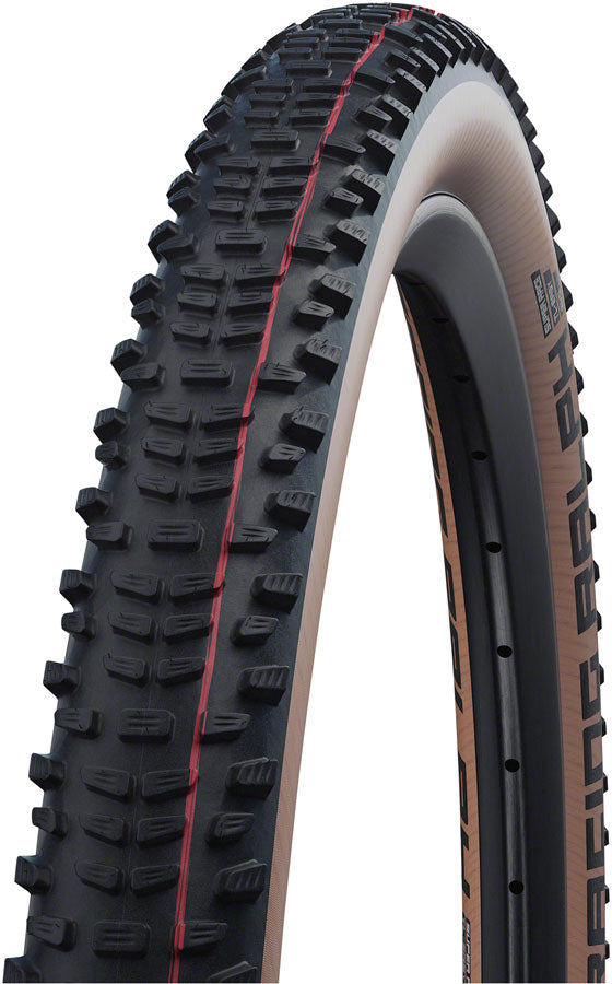 Schwalbe Racing Ralph Tire - 29 x 2.35, Tubeless, Folding, Black/Transparent, Evolution, Super Race, Addix Speed
