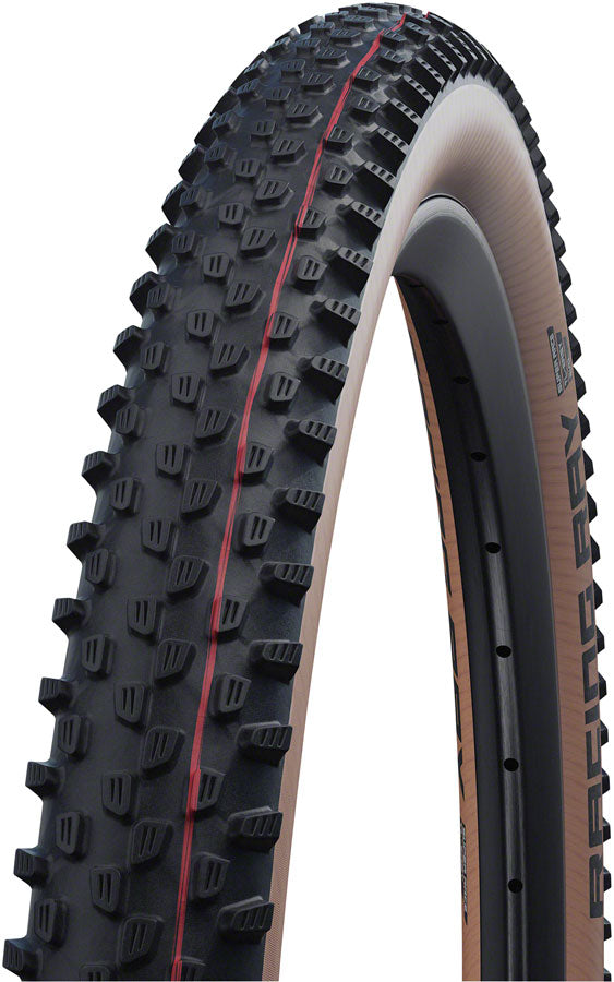 Schwalbe Racing Ray Tire - 29 x 2.35, Tubeless, Folding, Black/Transparent, Evolution, Super Race, Addix Speed