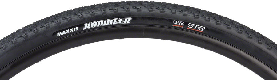Maxxis Rambler Tire - 700 x 45, Tubeless, Folding, Black, Dual, SilkShield MPN: TB00143100 Tires Rambler Tire