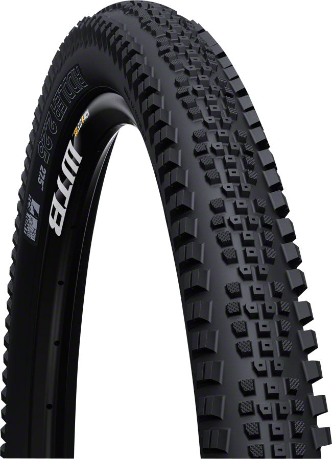 WTB Riddler Tire - 29 x 2.25, TCS Tubeless, Folding, Black, Light, Fast Rolling MPN: W010-0636 UPC: 714401106369 Tire Riddler Tire