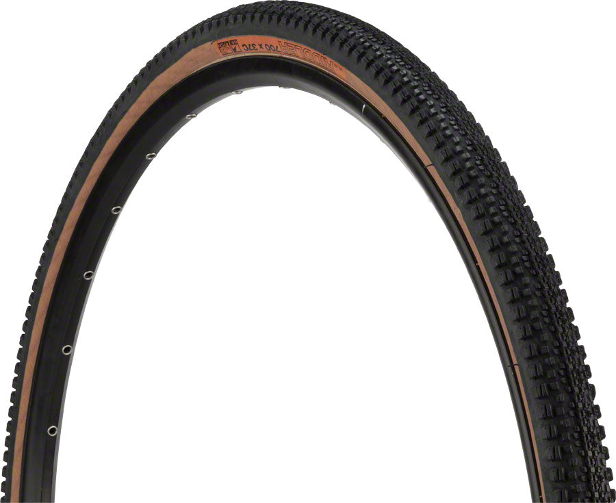 WTB Riddler 700c Tire - 700 x 37, TCS Tubeless, Folding, Black/Tan, Light, Fast Rolling MPN: W010-0694 UPC: 714401106949 Tires Riddler Tire